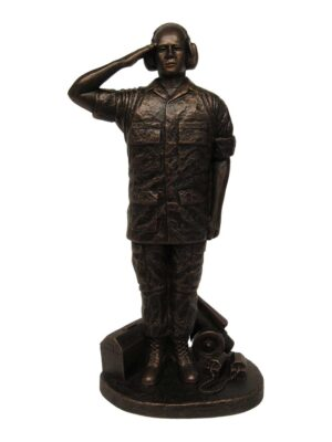 Terrance-Patterson-Gallery-Bust-Statue-P267-Jr-Small-Male-Flightline-Maintainer
