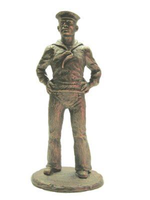 terrance-patterson-military-figures-sculptures-P273-sailor-statue