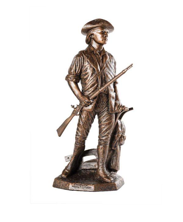 terrance-patterson-military-figures-sculptures-P279-large-minuteman-statue
