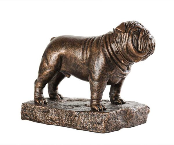 terrance-patterson-military-figures-sculptures-P350-bull-dog-bronze-01-statue