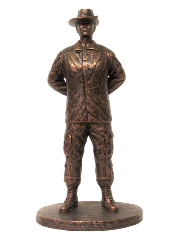 terrance-patterson-military-figures-sculptures-P351-female-drill-instructor-statue