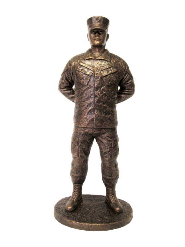terrance-patterson-military-figures-sculptures-P354-marine-large-male-parade-rest-01-statue