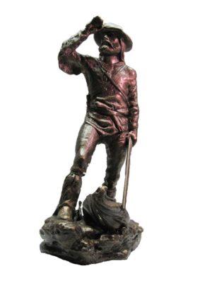 terrance-patterson-western-figures-sculptures-P265-scout