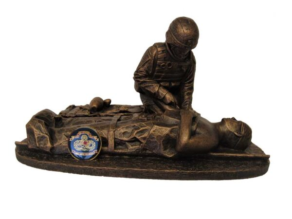 terrance-patterson-military-figures-sculptures-P356-small-male-medic-statue-03