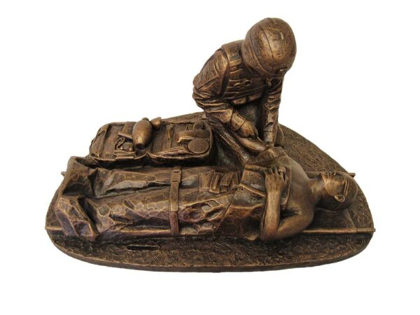 terrance-patterson-military-figures-sculptures-P356-small-male-medic-statue