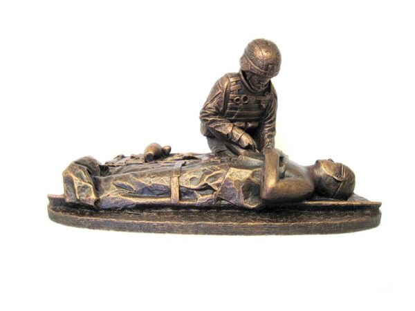 terrance-patterson-military-figures-sculptures-P356.5-Small-Female-Combat-Medic
